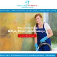 Webdesign Referenz Olbrisch, Dortmund