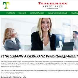 Webdesign Referenz, Oberhausen