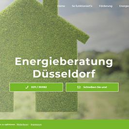 Webdesign für Energieberater
